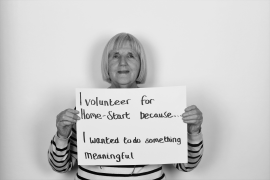 Volunteer - something meaningful