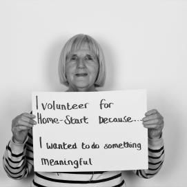 Volunteer - something meaningful