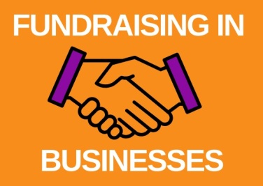 Fundraising in businesses